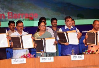 cm vasundhara raje mou national media center new delhi DSW_0374