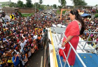 rajasthan gaurav yatra public meeting at kushalgadh banswara udaipur 1 01