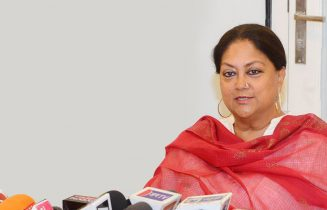 vasundhara raje news interview profile picture