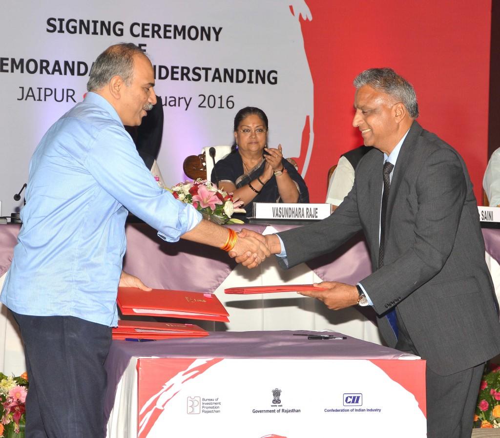 Vasundhara Raje - Rajasthan team doing hard work, resurgent rajasthan 3