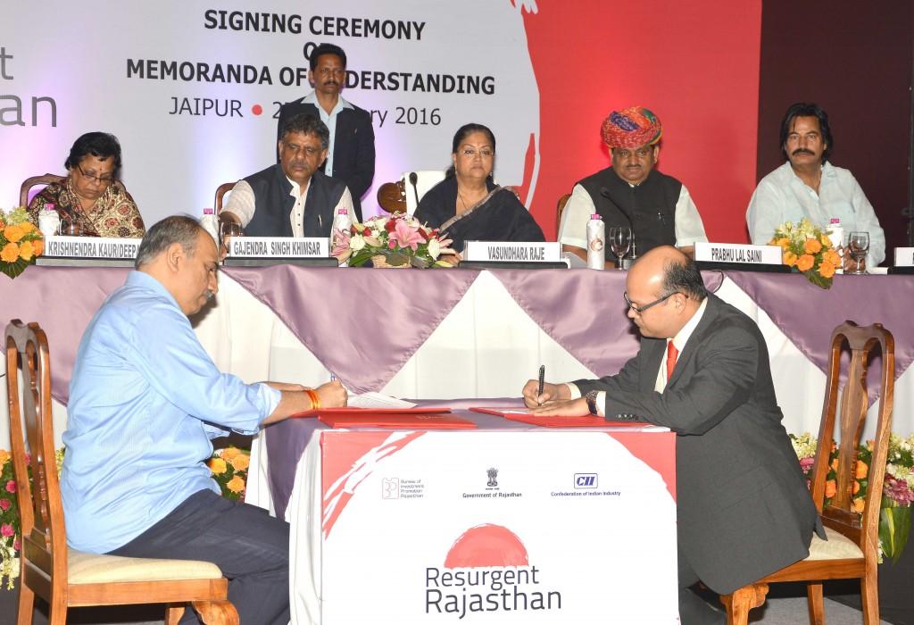 Vasundhara Raje - Rajasthan team doing hard work, resurgent rajasthan 4