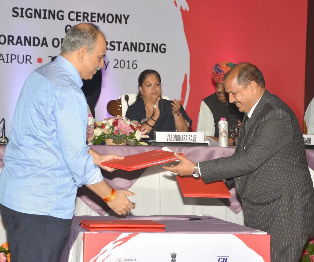 Vasundhara Raje - Rajasthan team doing hard work, resurgent rajasthan 5