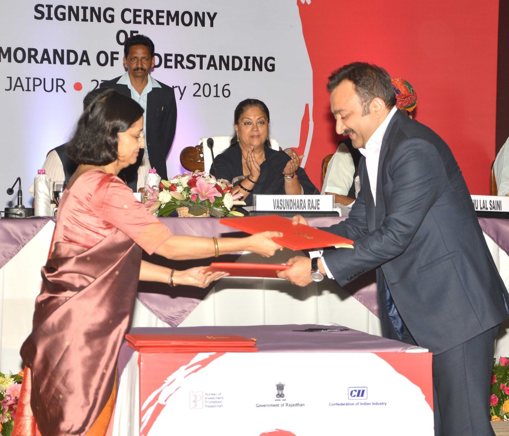 Vasundhara Raje - Rajasthan team doing hard work, resurgent rajasthan 6