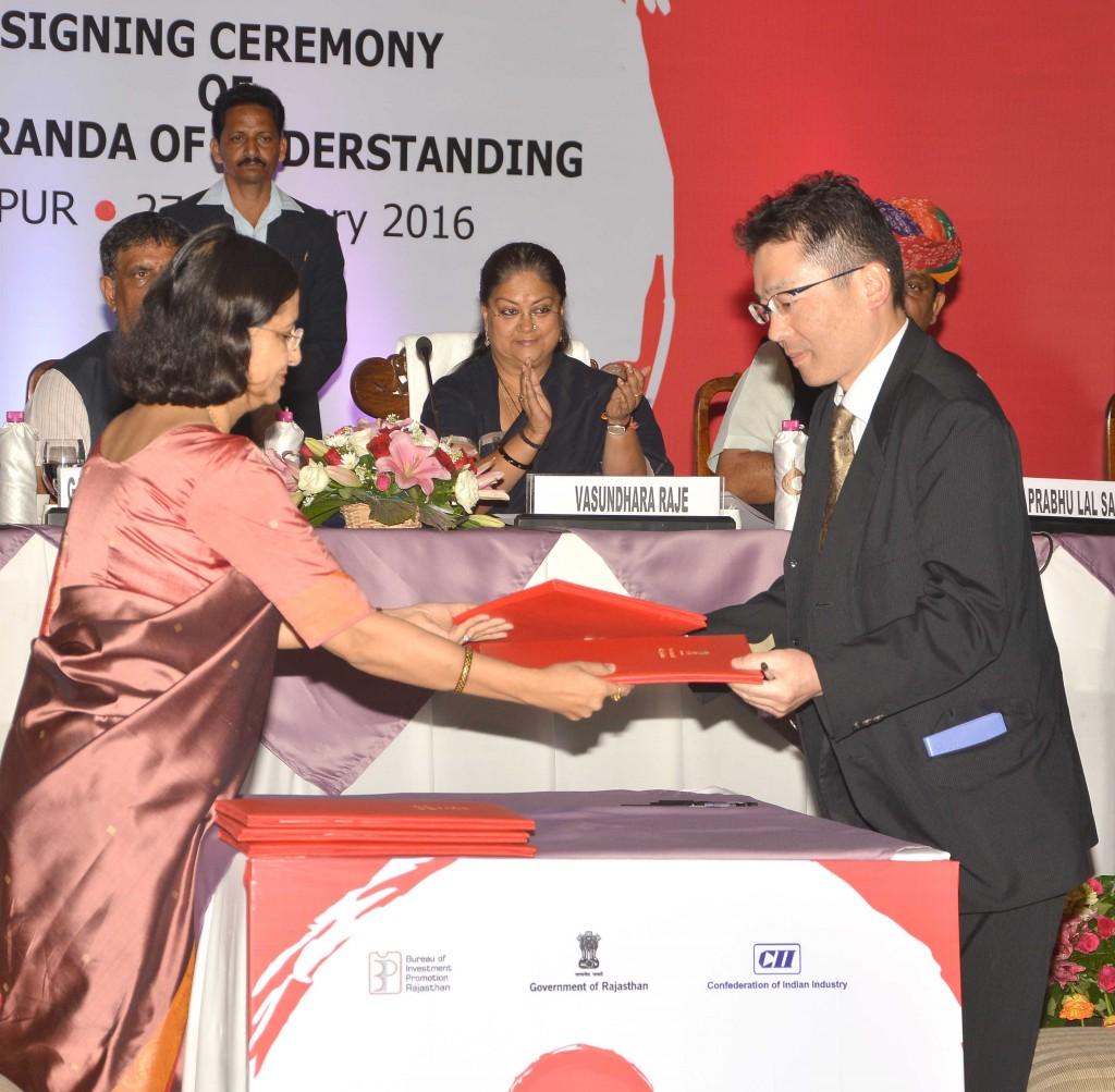 Vasundhara Raje - Rajasthan team doing hard work, resurgent rajasthan 7