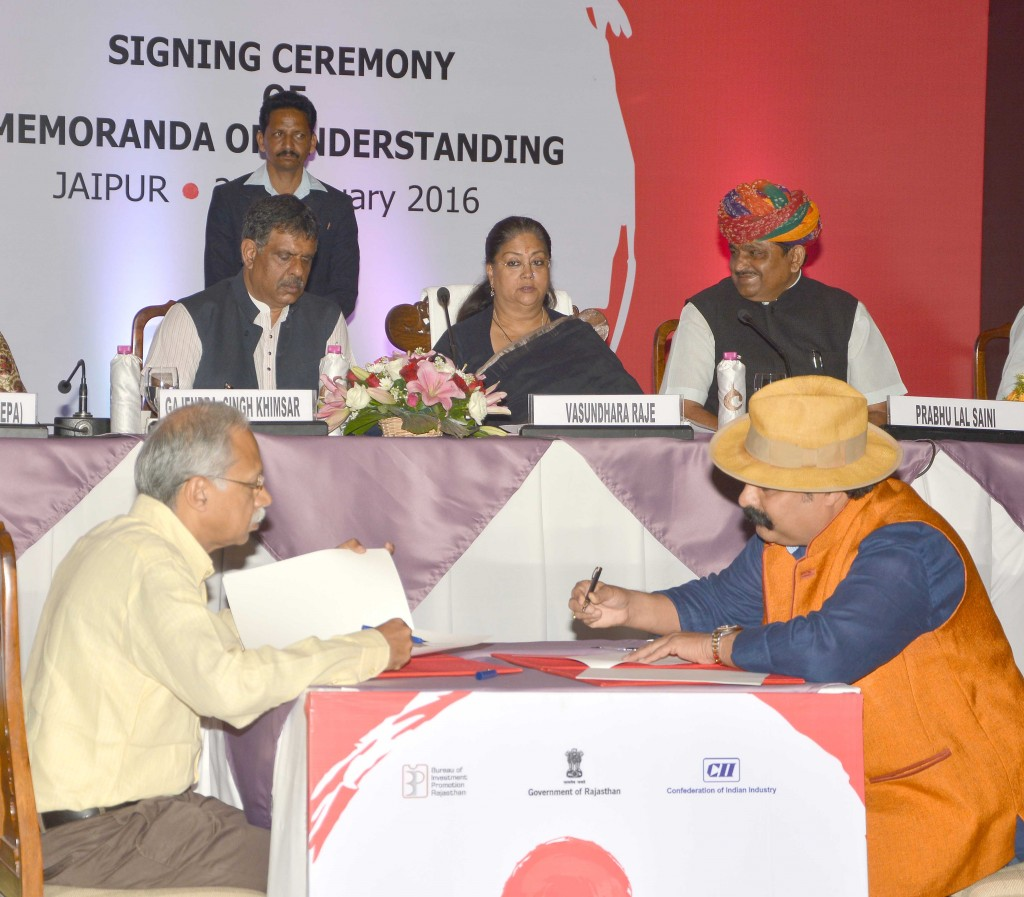 Vasundhara Raje - Rajasthan team doing hard work, resurgent rajasthan 9