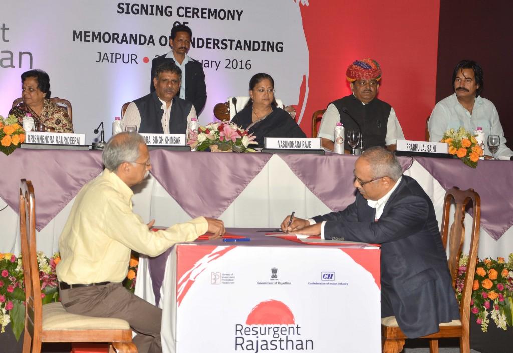 Vasundhara Raje - Rajasthan team doing hard work, resurgent rajasthan 11