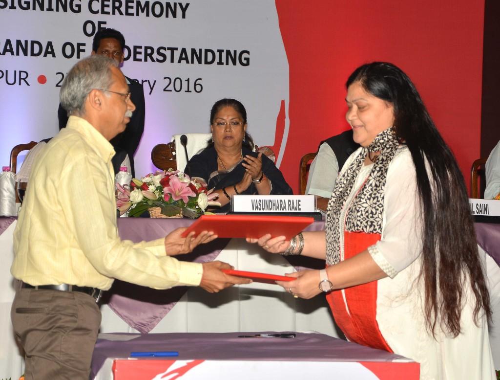 Vasundhara Raje - Rajasthan team doing hard work, resurgent rajasthan 12