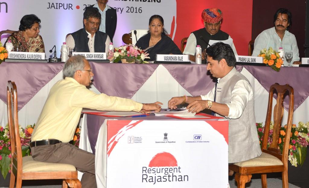 Vasundhara Raje - Rajasthan team doing hard work, resurgent rajasthan 13