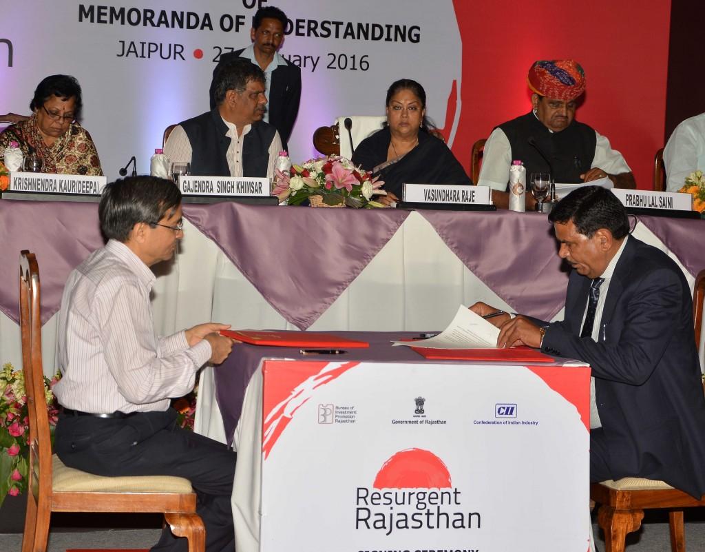 Vasundhara Raje - Rajasthan team doing hard work, resurgent rajasthan 15