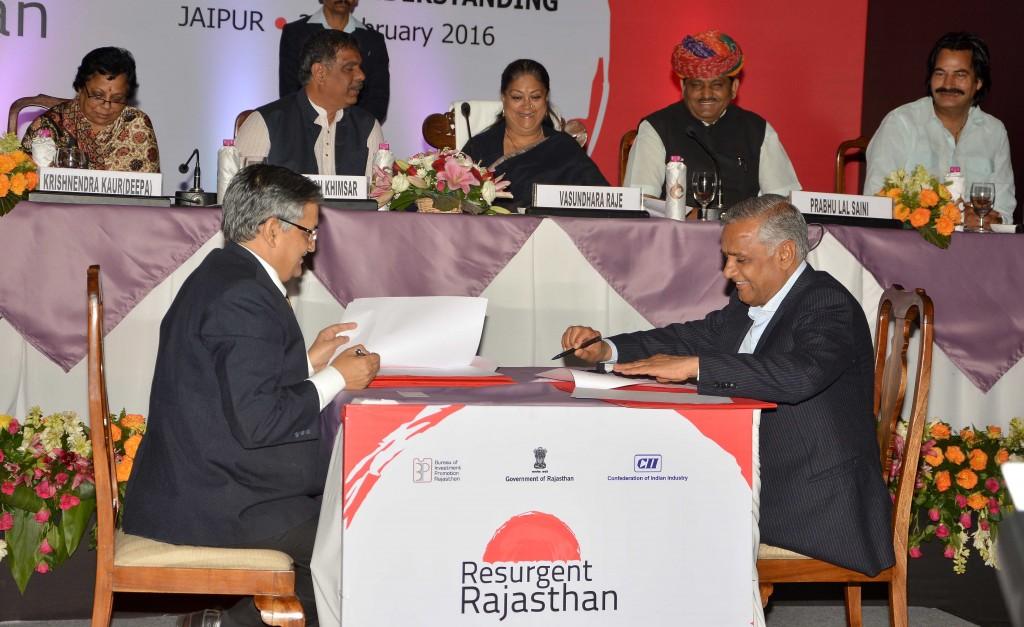 Vasundhara Raje - Rajasthan team doing hard work, resurgent rajasthan 16