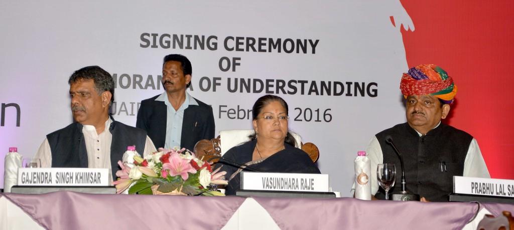 Vasundhara Raje - Rajasthan team doing hard work, resurgent rajasthan 20