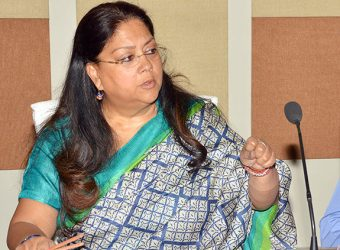 Vasundhara Raje - JAT strike ended