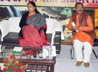 Priority in the State budget to local needs - Vasundhara Raje