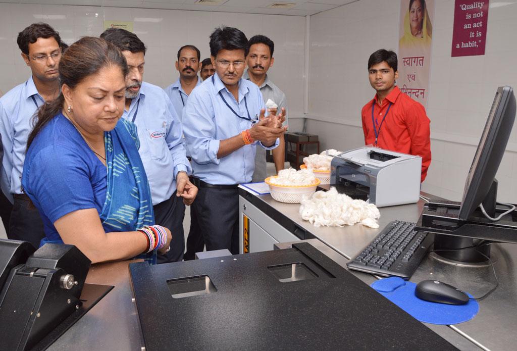 Chief Minister Vasundhara Raje inauguration Van Mahotsav