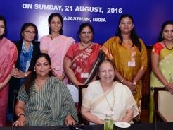 vasundhara raje-Brics women parliamentarians forum Jaipur