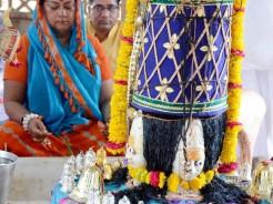 Chief Minister Vasundhara Raje visit Pushkar