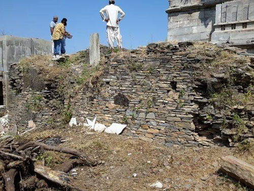 gorwar basantgarh sirohi before picture2