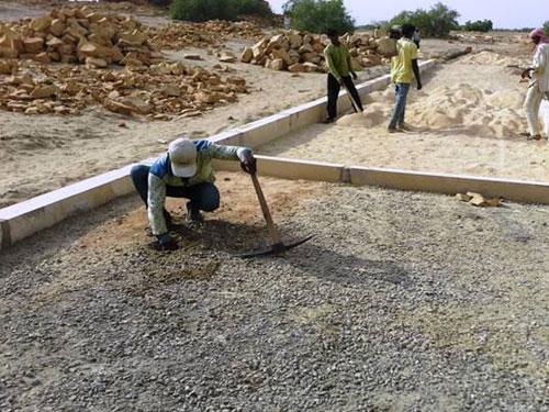 gorwar kuldhara jaisalmer before picture1