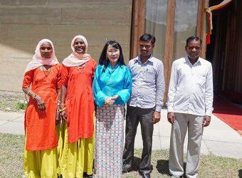 rajasthani artists bhutan