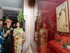 vasundhara raje-WALK THRU WAR MUSEUM