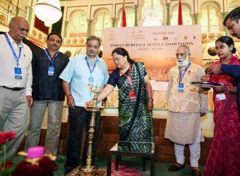 IHHA Annual Meet vasundhara raje