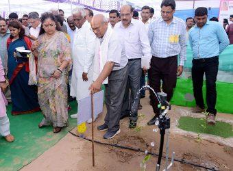 vasundhara raje-development exhibition in dausa