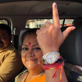 cm polling day rajasthan assembly elections 2018 01